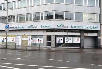 Fair-Doctors-Düsseldorf-Oberbilk-Zentrum