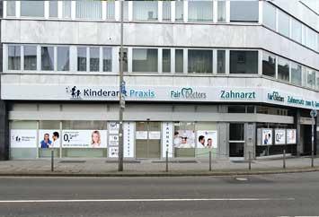 Fair Doctors Düsseldorf Zentrum